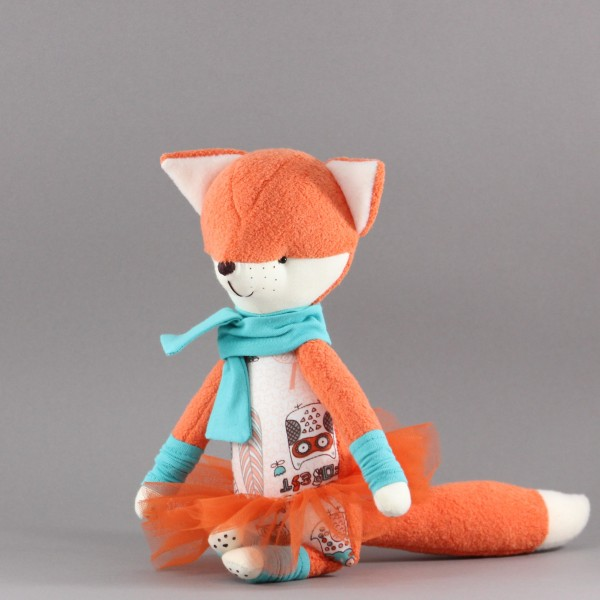 "Fox ""Magic Forest"""
