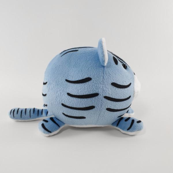 М'яка іграшка Тигр блакитний