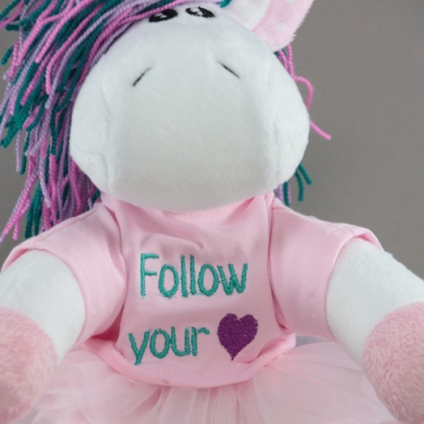 Create you own Pink Unicorn