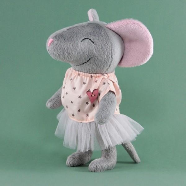 Миша сіра Шарлота