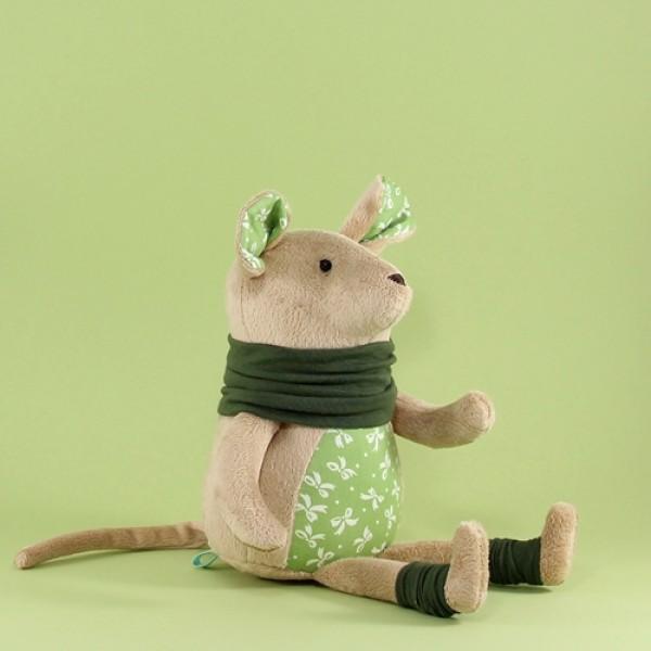 Мишеня Травинка