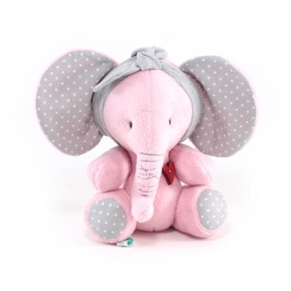 """Elephant """"Dots"""""""