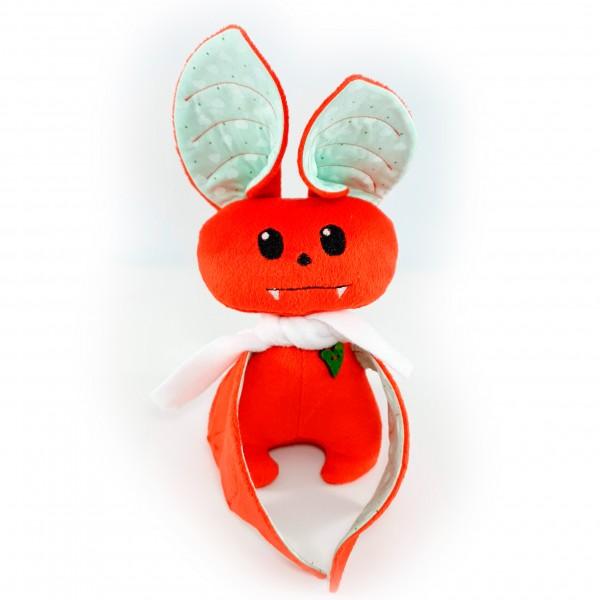Летучая мышь красная