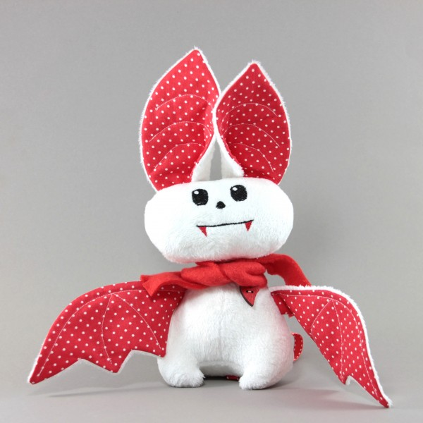Летучая мышь белая