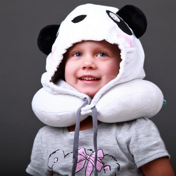 "Підголовник з капюшоном ""Панда"""